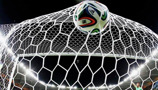 Футбол: