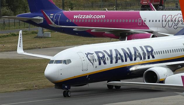 Ryanair, Wizz Air launch ticket sales