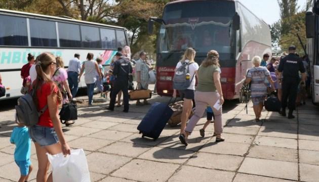 克里米亚泰坦厂排放:赫尔松州500居民被送去康复疗养