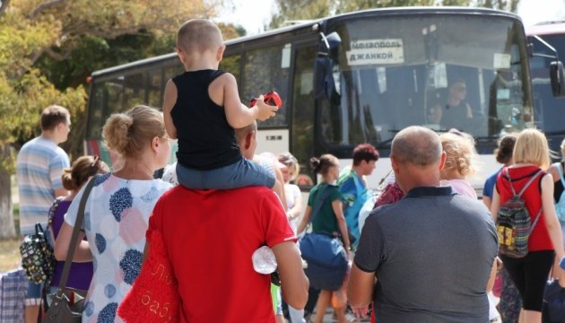 Массовая эвакуация и паника: детей вывозят из оккупированного Армянска