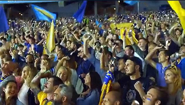 """Пісня """"Червона рута"""" стане візиткою збірної України на старті Ліги націй УЄФА"""