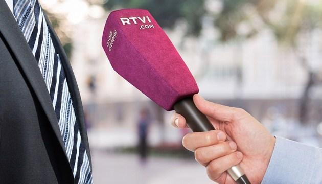 Нацсовет на полгода запретила ретрансляцию телеканала RTVI