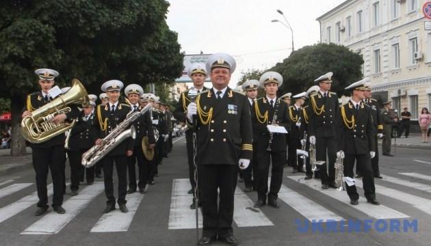 Житомир соберет на фестивале 17 военных оркестров