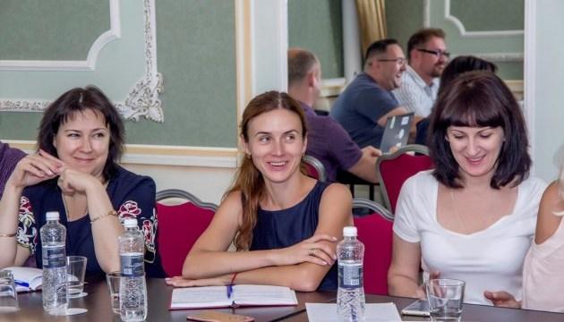 Експерти ЦРМС з фінансів обмінялися досвідом на тренінгу з планування бюджетів