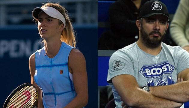 Світоліна завершила співпрацю зі своїм французьким тренером після US Open