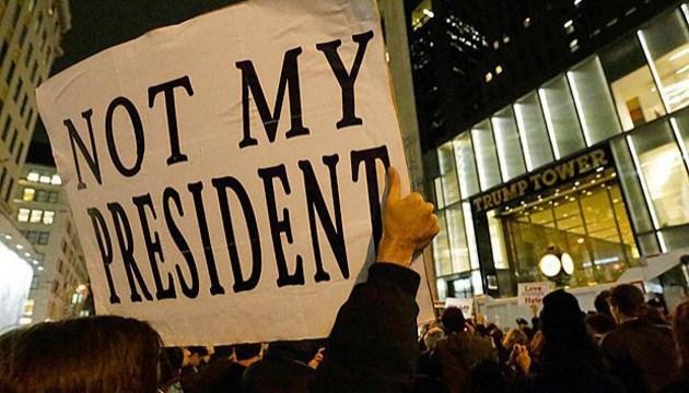США: Рух опору Трампу чи конституційна криза?