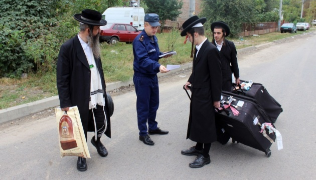 Up to 80,000 Hasidic pilgrims expected to arrive in Ukraine