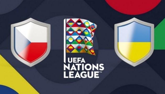 Чехія - Україна: текстова трансляція