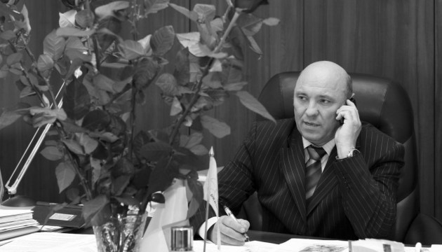 Final tribute paid to former director of Ukrinform, BSANNA secretary-general Viktor Chamara