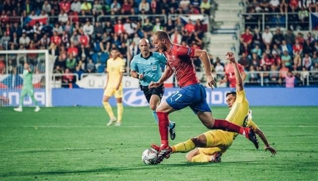 Збірна України перемогла Чехію 2:1 в Лізі націй УЄФА