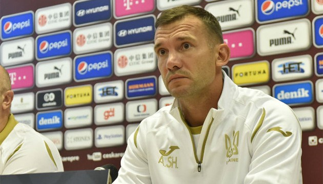 Андрей Шевченко: С чехами мы были ближе к победе и одержали ее заслуженно