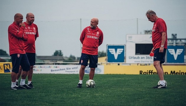 Яролім: Після першого голу ми не встигали закривати українців у середній зоні