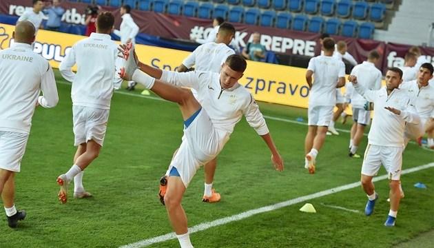 Футбол: став відомий план медіа-заходів перед матчем збірної України у Львові
