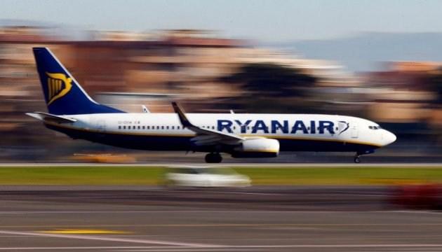 Ryanair запустить нові рейси з Польщі до України