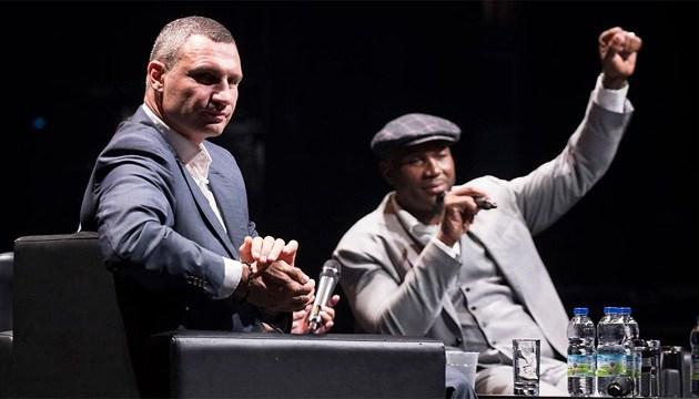 Ленокс Льюис: Обязательно приеду в Киев на конгресс WBC, раз меня пригласил Кличко