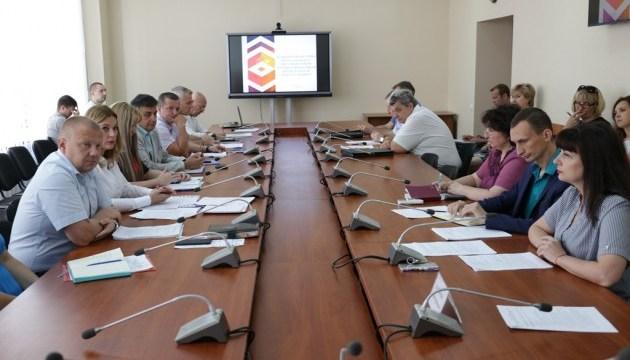Луганщина за полгода потратила на региональные программы 365 миллионов