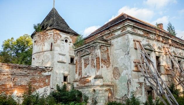Артефакты из Поморянского замка покажут в новом музее