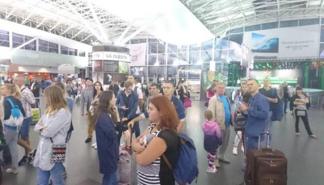 En 2018, l'aéroport de Boryspil a desservi 12,6 millions de personnes