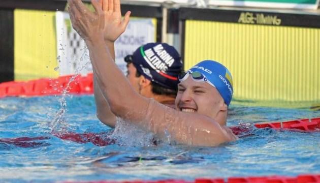 Плавание: Говоров выиграл «бронзу» на этапе Кубка мира