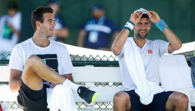 US Open: у фіналі зустрінуться Дель Потро і Джокович