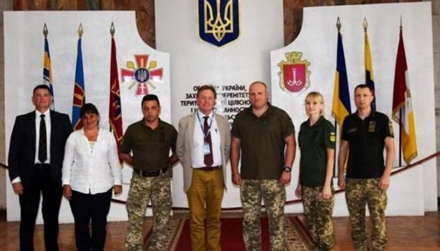 """Командування """"Південь"""" обговорило з ОБСЄ гендерні питання в армії"""