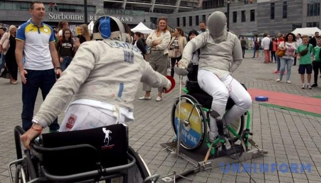 На НСК «Олімпійський» відзначають День фізкультури та спорту
