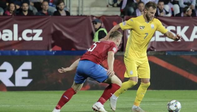 Ярмоленко: Потрібно забути гру в Чехії