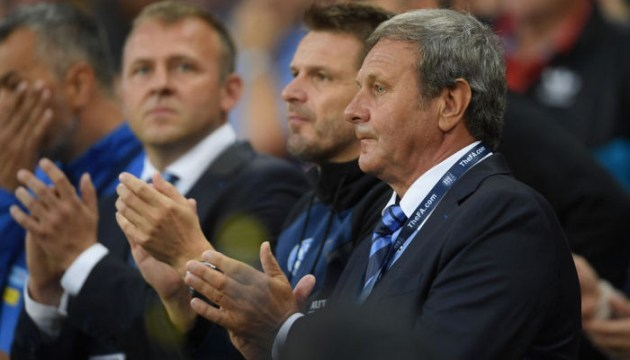 Тренер Словаччини: Збірна України додала в динаміці і роботі з м'ячем