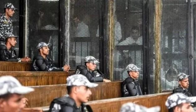 В Єгипті суд підтвердив смертну кару для 75 осіб за організацію протестів