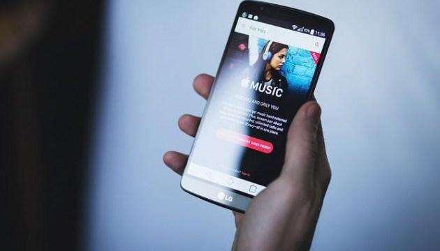 Apple Music представил украинский музыкальный чарт