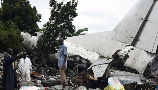 У Південному Судані розбився літак, 17 загиблих