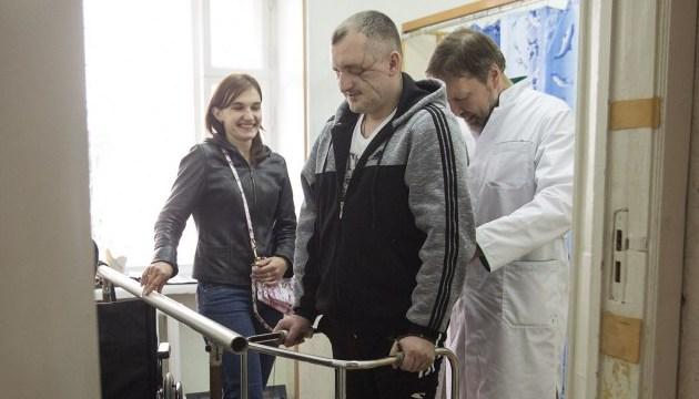 Порошенко: Український учасник марафону морпіхів Дарморос - уже переможець