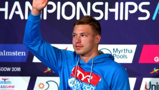 Плавання: Андрій Говоров переміг на етапі Кубка світу