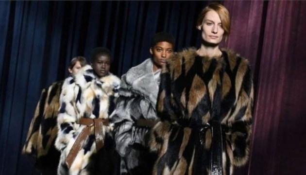 На Лондонской неделе моды откажутся от меха