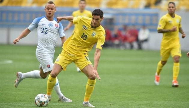 Яремчук: Тактически мы полностью переиграли Словакию в Лиге наций УЕФА
