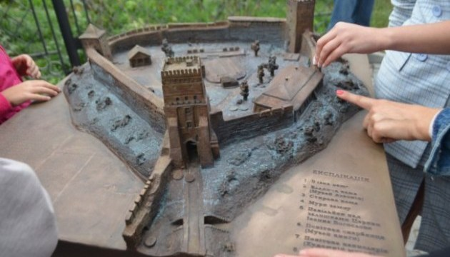На Волыни появился мини-замок Любарта