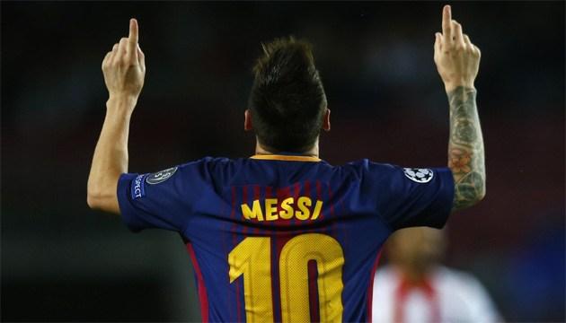Месси с большим отрывом возглавляет рейтинг самых дорогих футболистов Ла Лиги