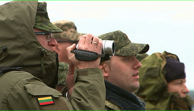 Ukrainian, Lithuanian and Latvian military to observe command post exercise of Armed Forces of Belarus