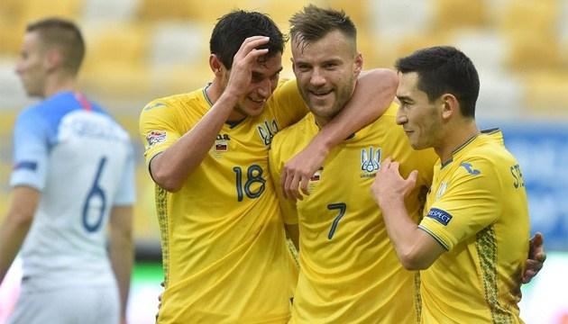 Ярмоленко остается 12 мячей до бомбардирского рекорда Шевченко