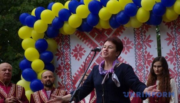 В Семеновской ОТГ прошел праздник
