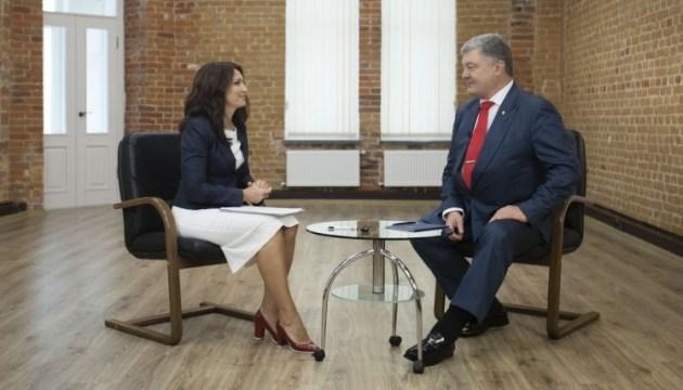 总统:我们不祈求侵略国许可乌克兰的欧洲一体化