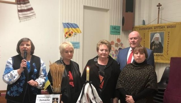 'Candle of remembrance' to commemorate Holodomor victims lit in Armenia, Mozambique, Australia and Azerbaijan
