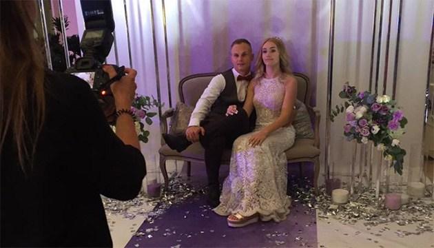 Олімпійський чемпіон з фристайлу Олександр Абраменко одружився