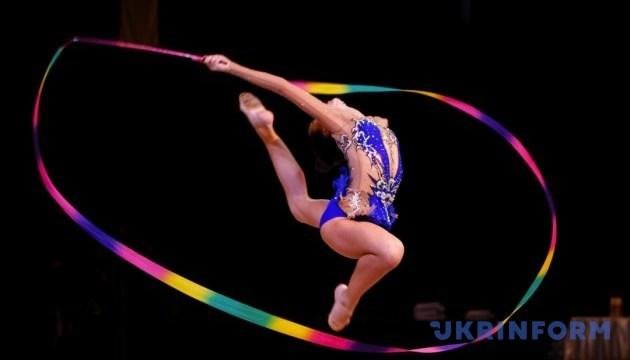 Parimatch - титульный партнер чемпионата Европы по художественной гимнастике-2020