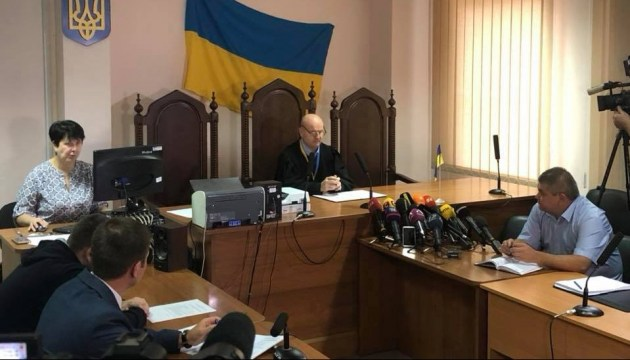Court arrests suspect in deadly road accident in Odesa