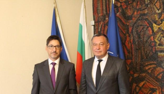 Новий посол України розпочав дипмісію в Болгарії