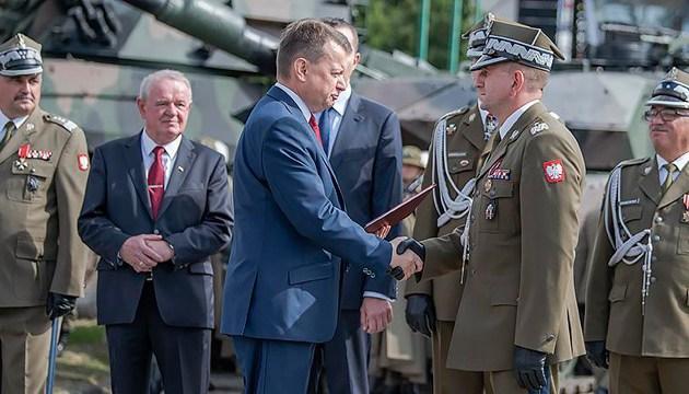 Польша сформирует новую дивизию для защиты восточного фланга НАТО