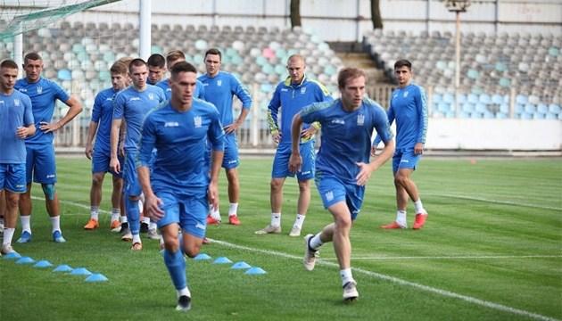 Футбол: Лучкевич разом із