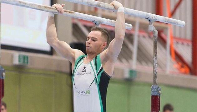 Українець Верняєв став найрезультативнішим гімнастом в турі Бундесліги