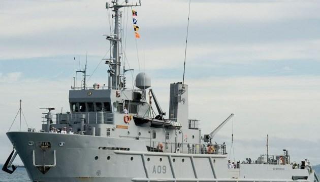 Супруги из Австралии купили в интернете военный корабль